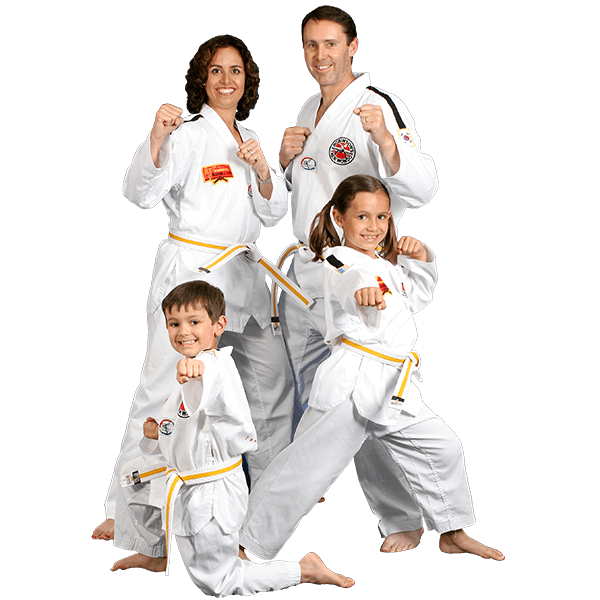 Robinson's Taekwondo Family classes