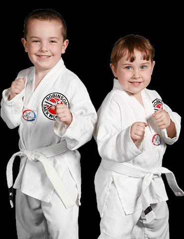 Robinson's Taekwondo Tigers TKD