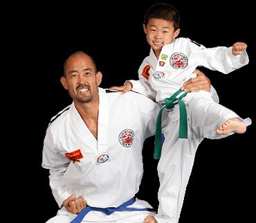 Robinson's Taekwondo Show & tell