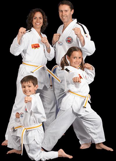 Robinson's Taekwondo Martial Arts